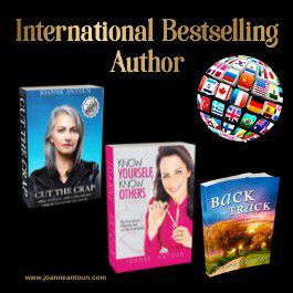 International Best Selling Author