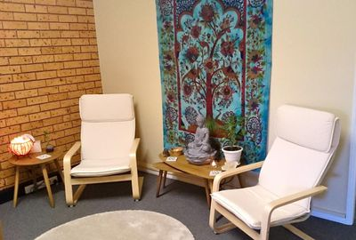 The Counselling/psychotherapy space