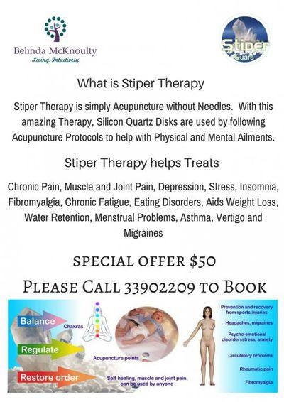 Stiper Therapy