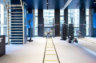 Our dedicated Rehab Space / Exercise Physiology