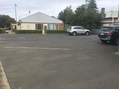 The back Car Park