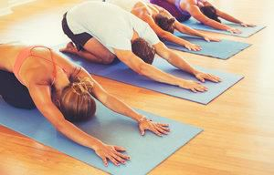 Small group injury rehab & prevention YOGA
