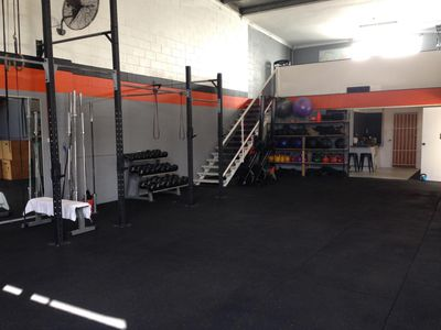 Fully equipped gym with bathroom & shower facilities