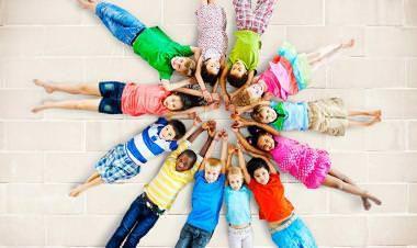 Kids Yoga Education: Group yoga fun