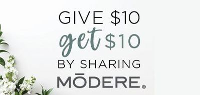Modere share the love