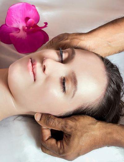 Indian Head Massages