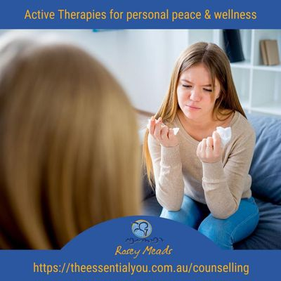 Counselling - Active Therapies for real personal transformation