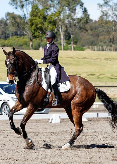 Rider balance