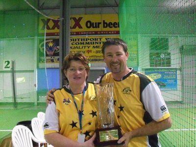 Indoor Cricket Masters World Series, 2010