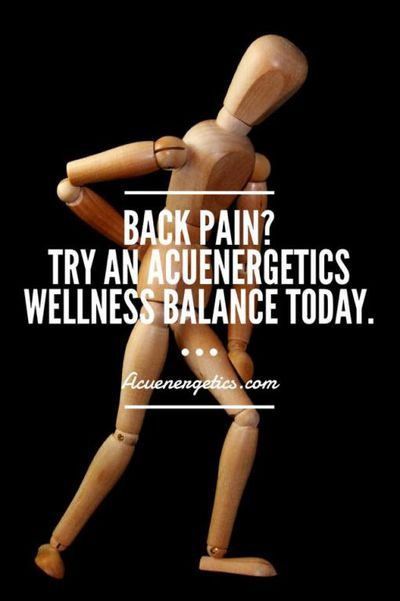 Tired of Being in Pain? Experience a Wellness Balance Now!