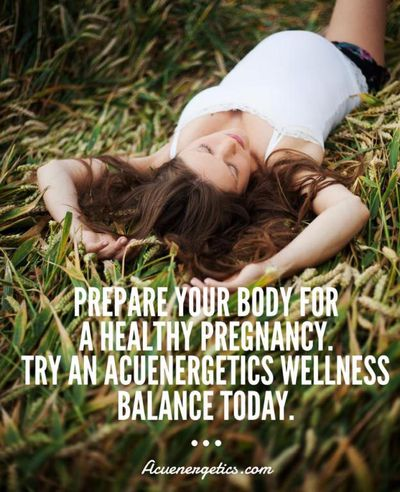 Planning a Pregnancy? Prepare with a Wellness Balance Plan Now