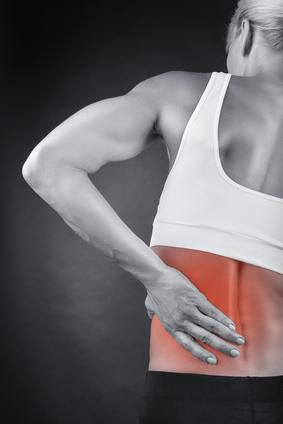 We can help relieve pain and tight areas