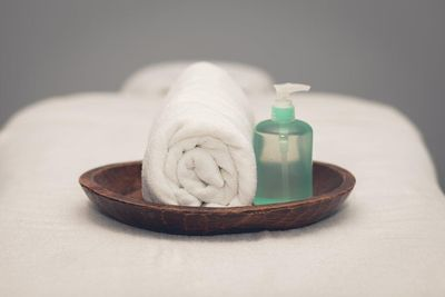 The basics to a quality massage treatment Image: Tracy Lee Photography