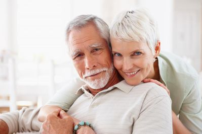 Senior health support. Natural sought health at any age.