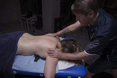 All massage is provided wholistically to promote balanced release ...