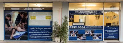 Our NEW Double Size Clinic Front at 106-108 Pateena Street ... Grand Re-Opening was Monday 7th May 2018!