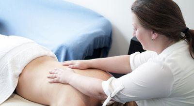 Relaxing Massage Back
