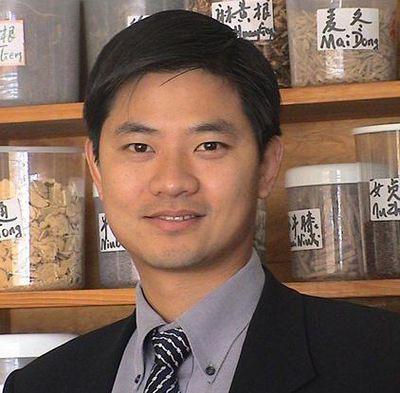 Dr. Richard Zeng -Acupuncturist herbalist