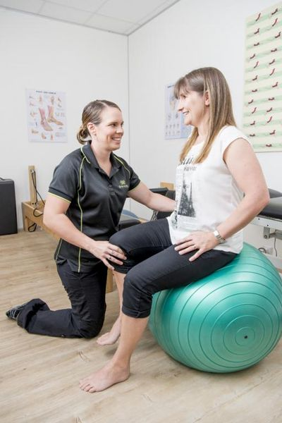 Physio at Embrace Life