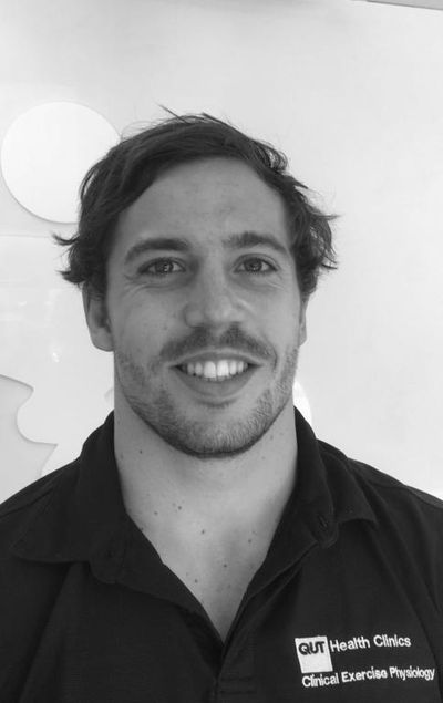 Tom Geraghty - Exercise Physiologist