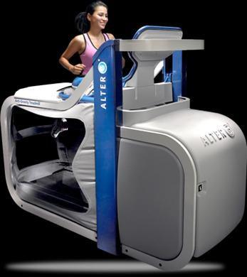 AlterG - Anti Gravity Treadmill