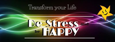 At De-Stress and Be Happy we are passionate about your wellbeing. Our aim is to help you create the sort of lifestyle you always wanted.