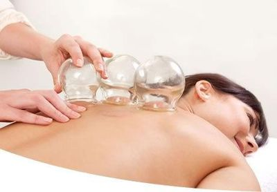 Chinese cupping & gua sha