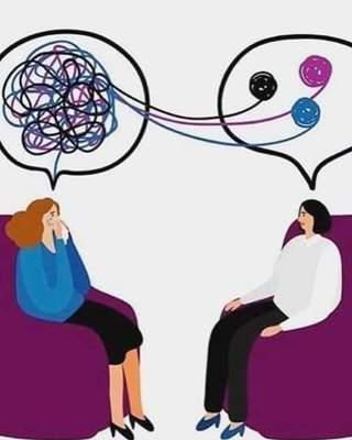 Therapy can help you untangle the chaos...