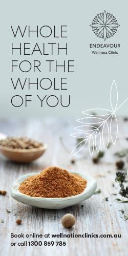 Whole health for the whole of you