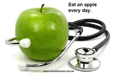 Apple a day - Only One