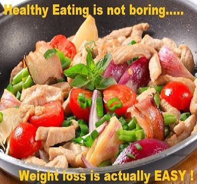 Healthy Eating is not boring!