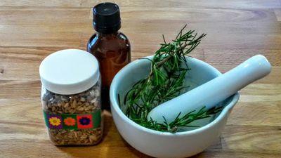 Take Home Herbal Prescription